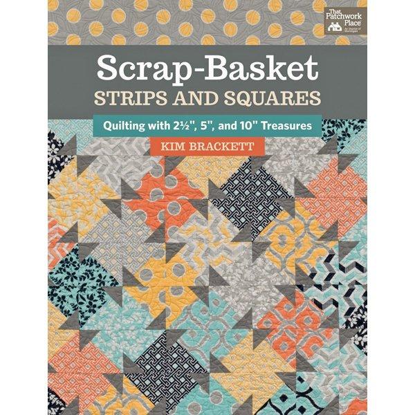 Scrap Basket, Strips & Squares