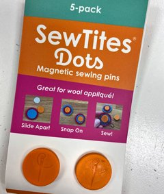 sew titie dots