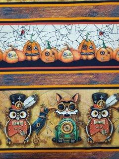 steampunk halloween prints