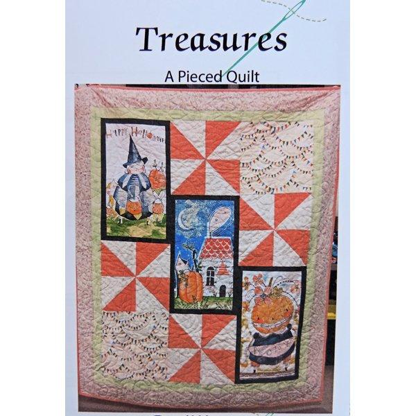 Perfect Panel Patterns: Treasures