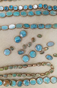 turqoise beads