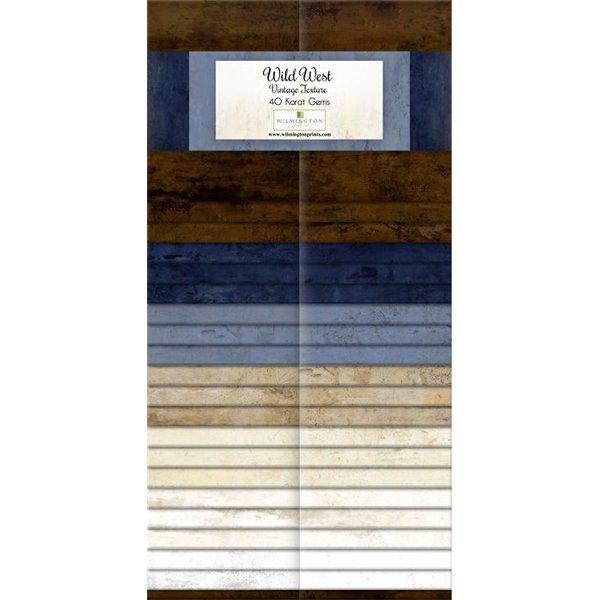 Precut Strips: Wild West 40K Gems