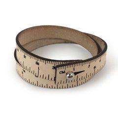 wrist ruler, natural