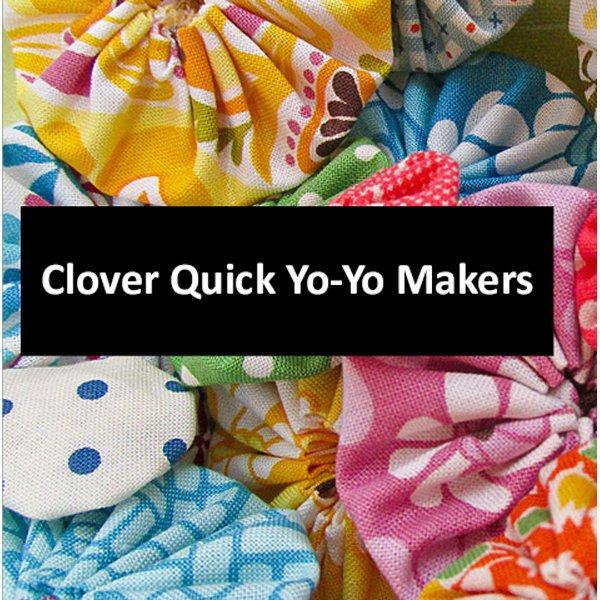 Clover Quick Yo-Yo Makers