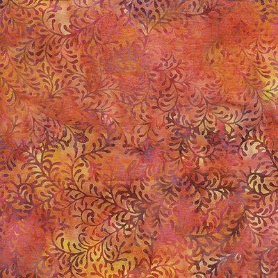 Coral Orange Raspberry