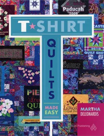 T-shirt Quilts Made Easy - Softcover
