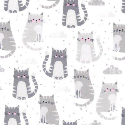 Cuddly Kittens 2 Grey Kittens