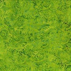 Island Batik Green BE28-G1