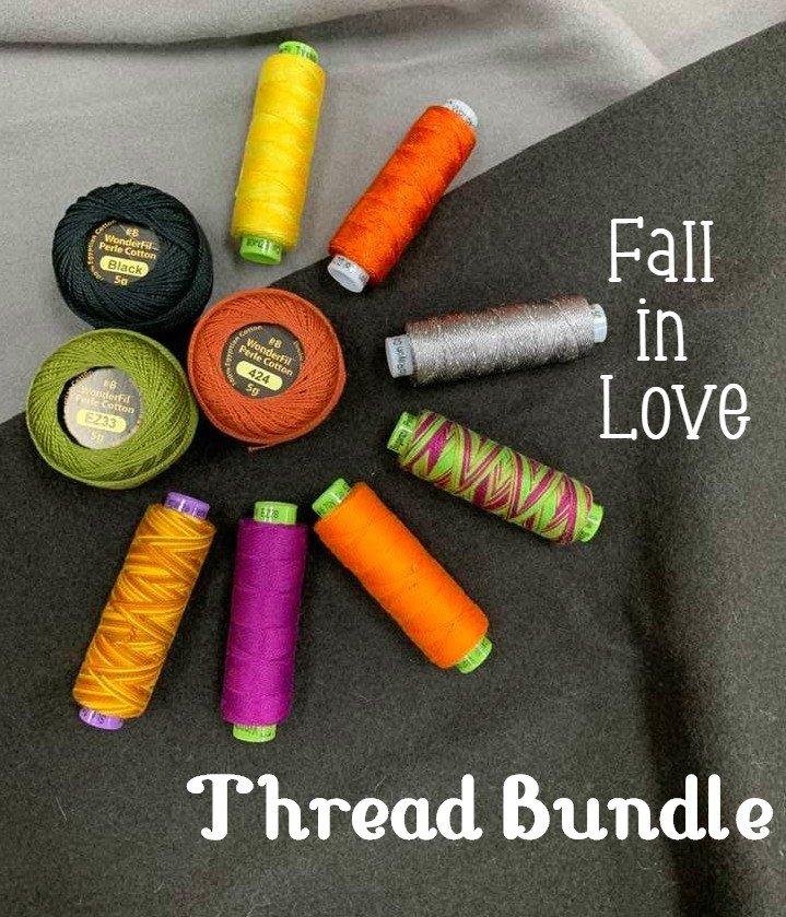 Fall in Love - Thread bundle