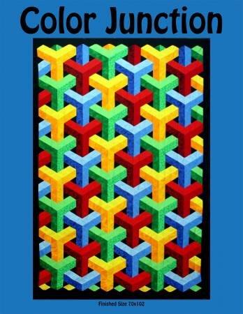 Color Junction Pattern