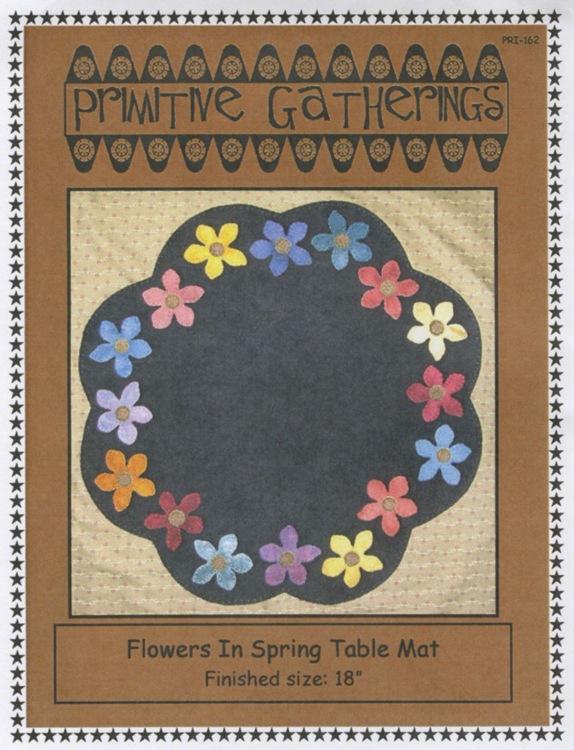 Spring Flowers Table Mat