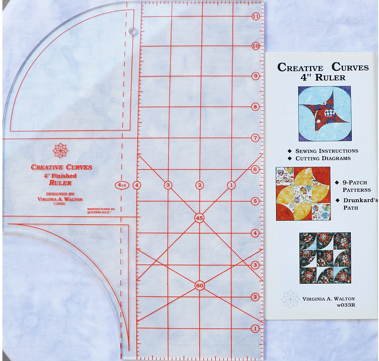 Creative Curves 4 Ruler
