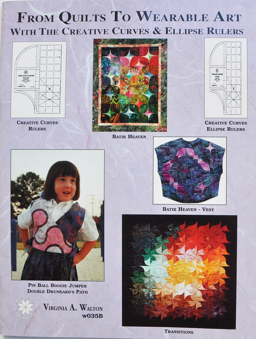 Quilts to Wearable Art Book