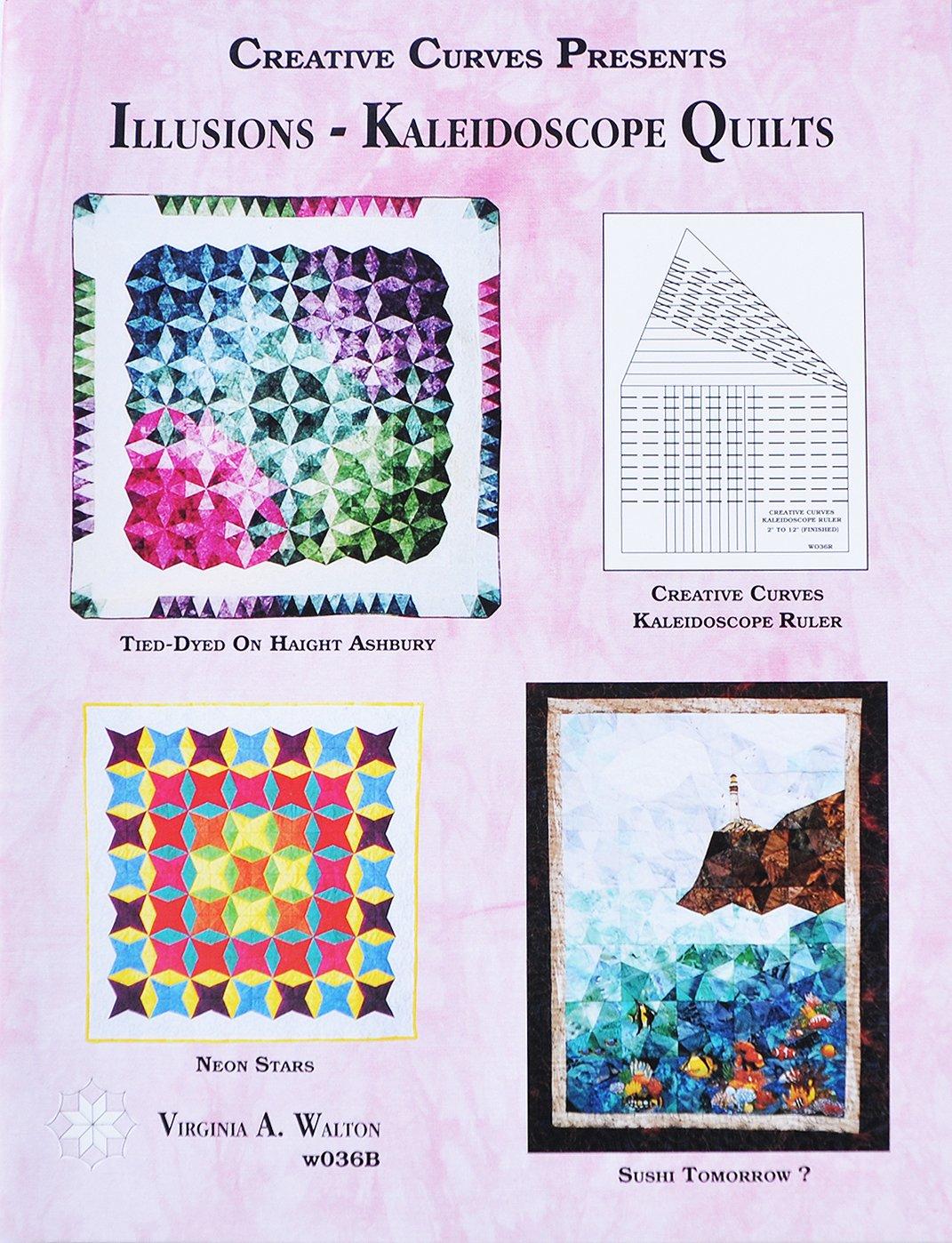 Creative Curves Kaleidoscope Book
