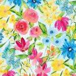 Bloom True Blue large floral - copy