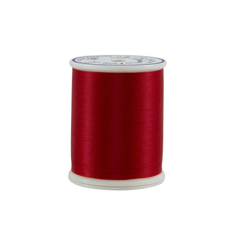 114-01-627 Bright Red Bottom Line Thread