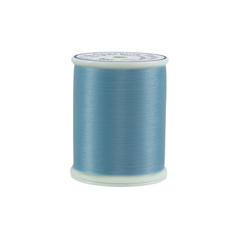 114-01-633 Lt Turquoise Bottom Line Thread