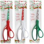 8 inch holiday scissors
