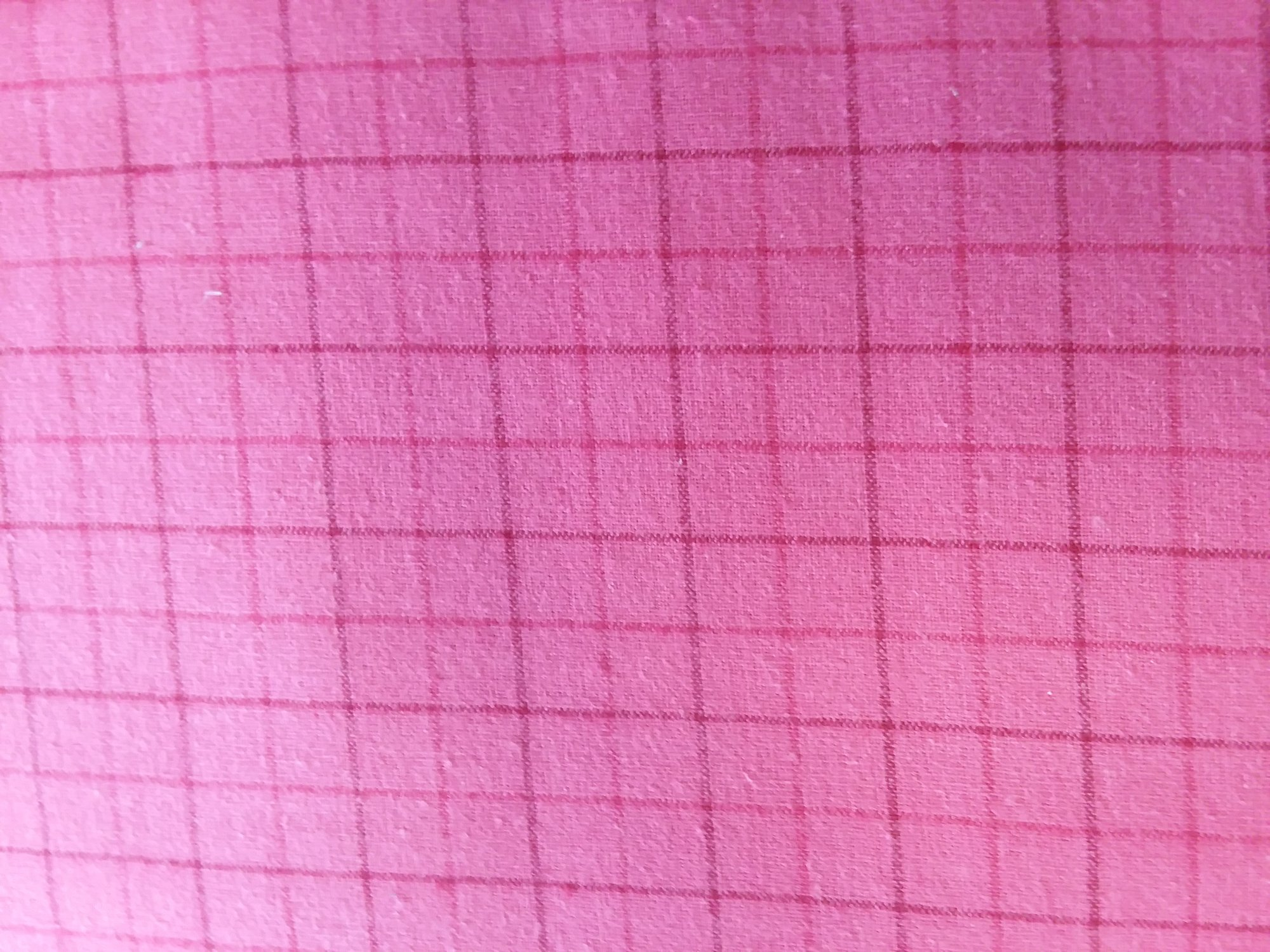 Flannel Hot Pink-30096