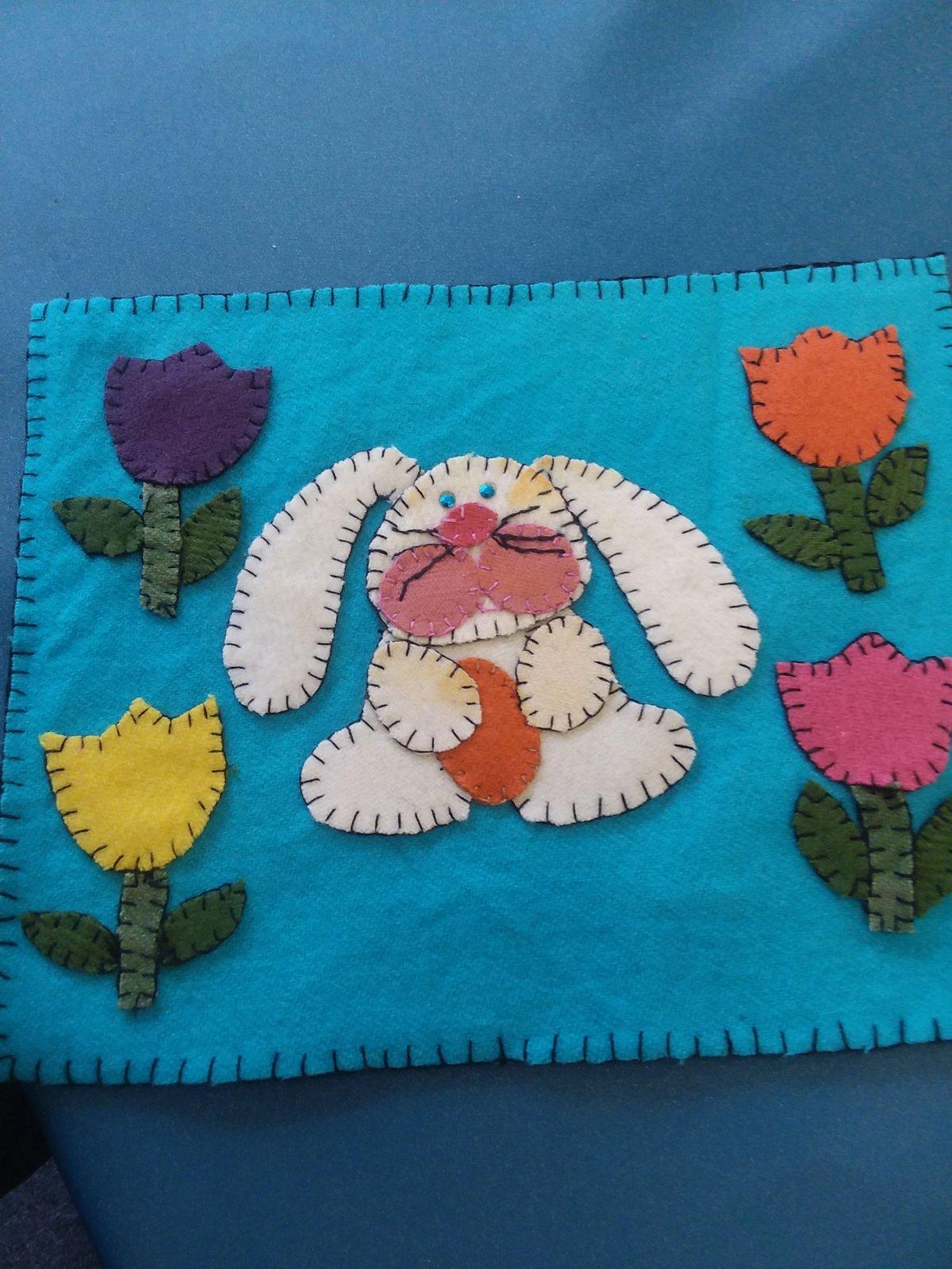 Wool Little Bunny Kit