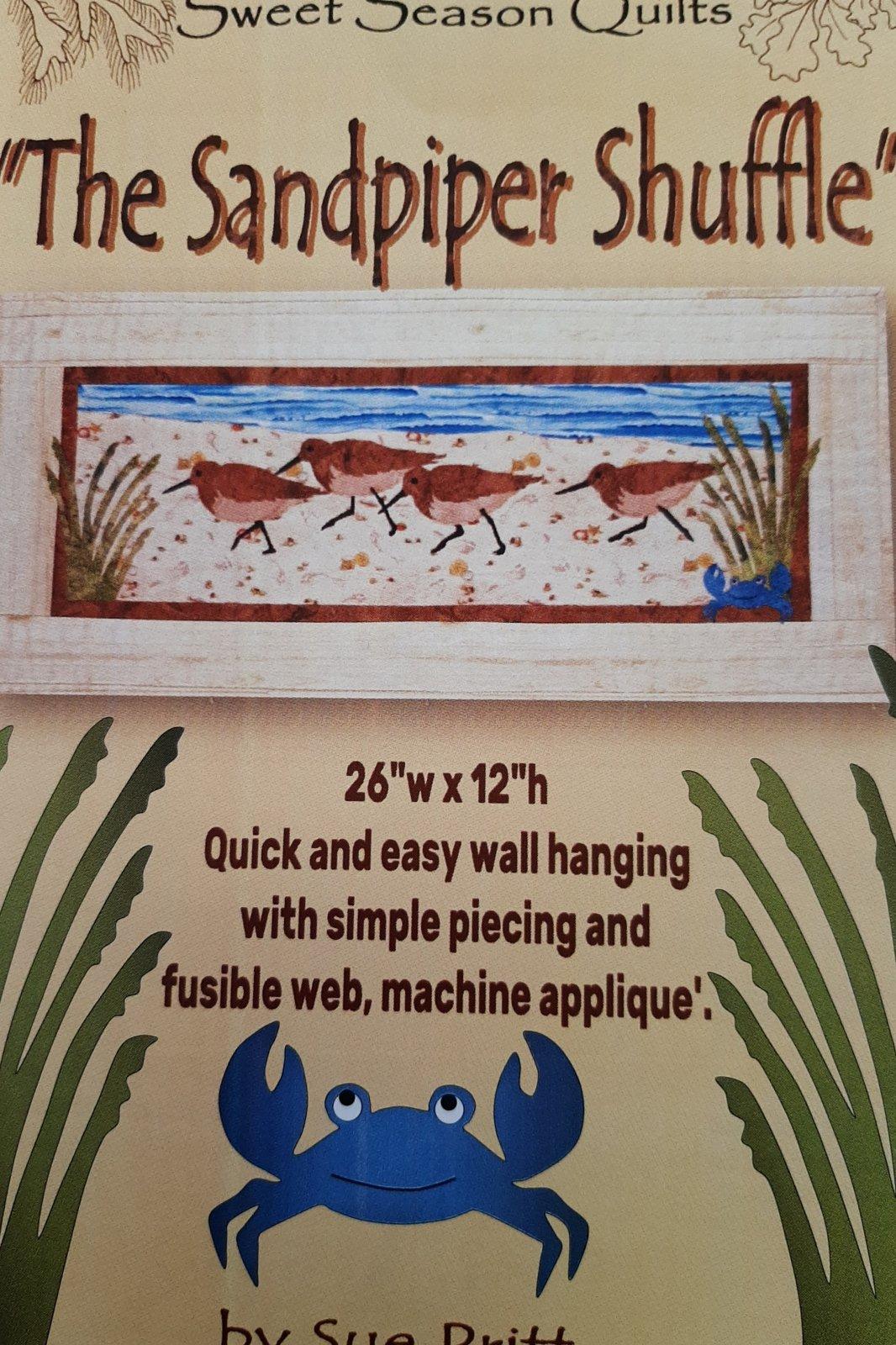 Sweet Seasons Sandpiper Shuffle Kit