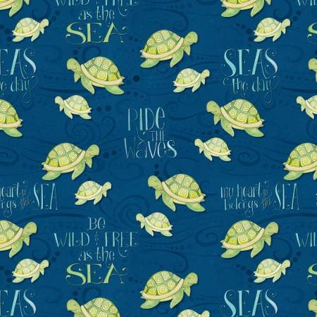 Navy Sea Turtles