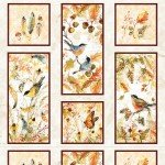 Multi Forest Dance Craft Panel 24in x 43in