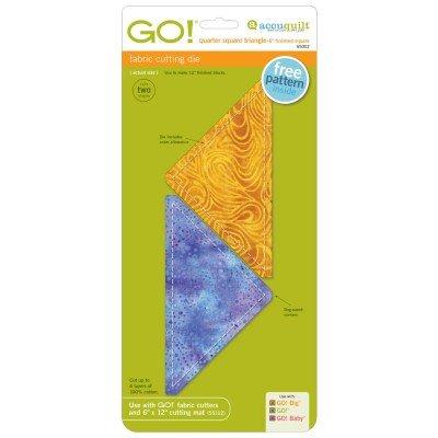 AccuQuilt GO! 4-7/8 Triangle  (#55002)
