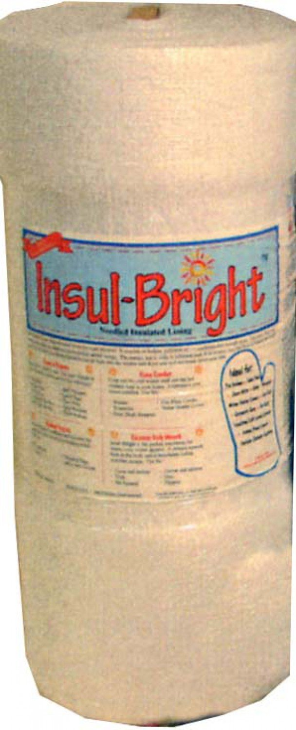 Insul-Bright Insulated Batting 22.5 inches wide