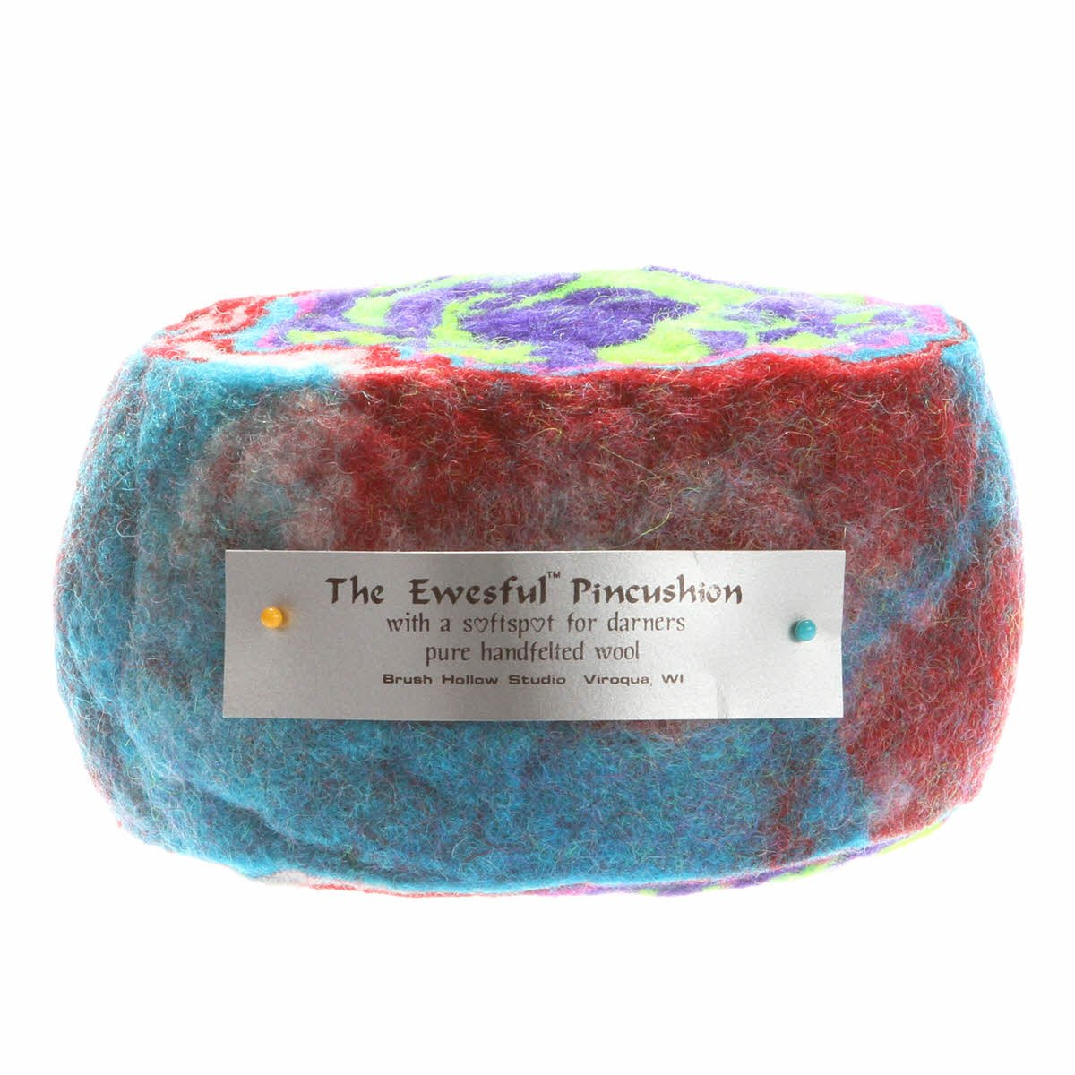 Ewesful Original Pure Virgin Wool Pincushion