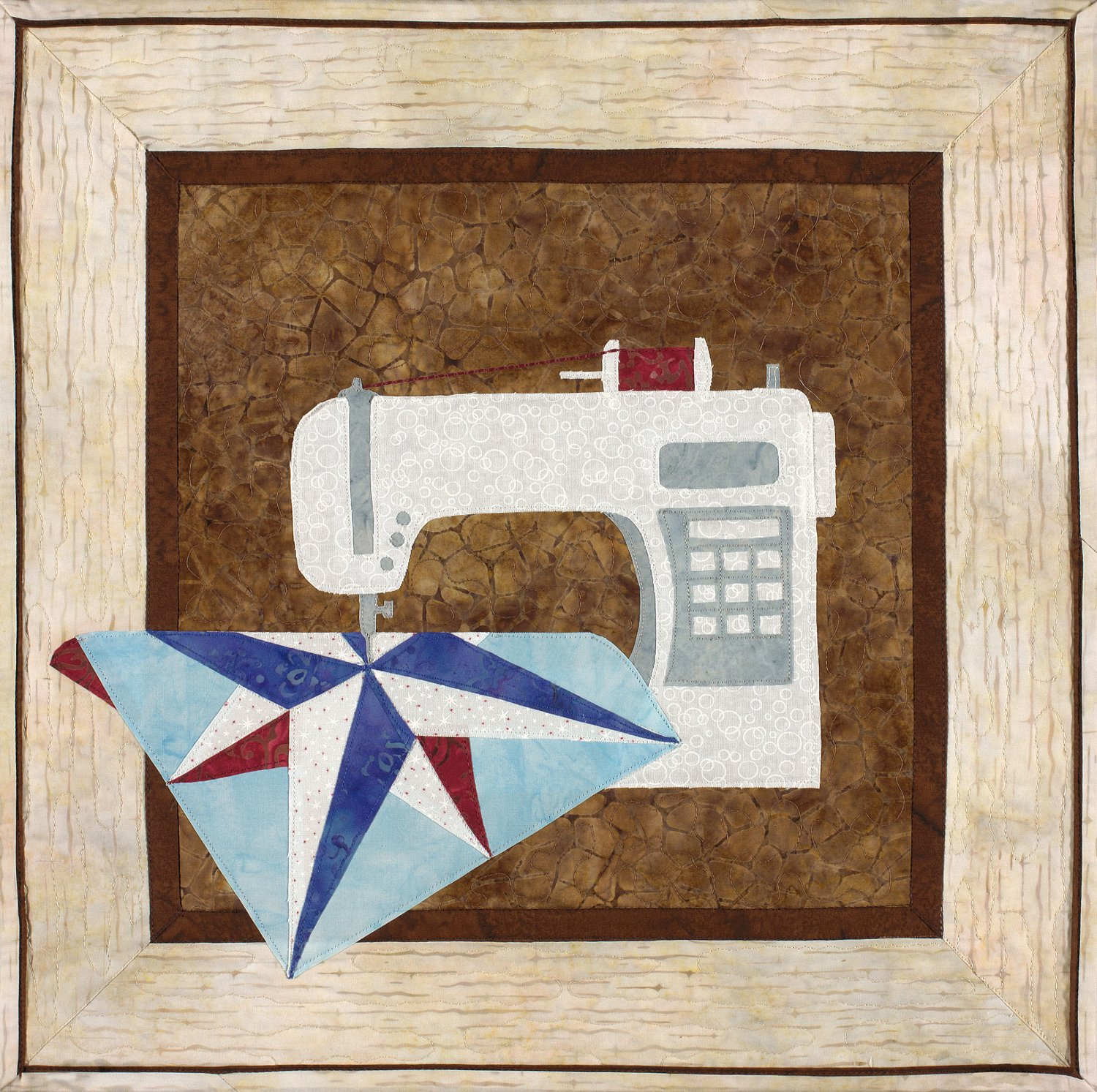 My Machine by Sweet Season Quilts
