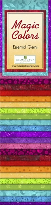 Magic Colors Essential Gem Strips