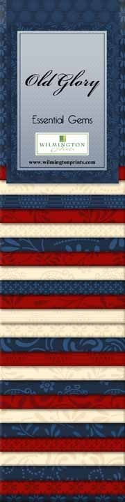 Old Glory Gem Strips