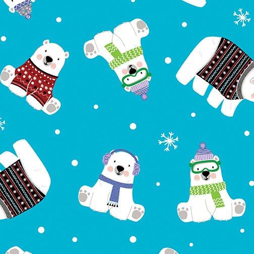 Snow Daze Bears
