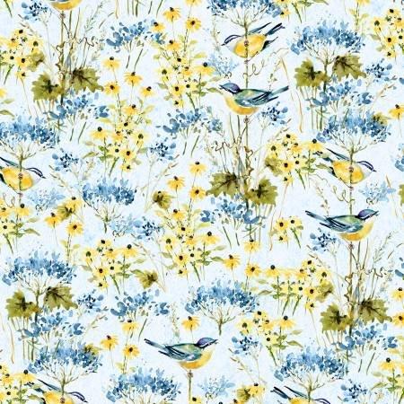 Meadow Bloom Blue Bells