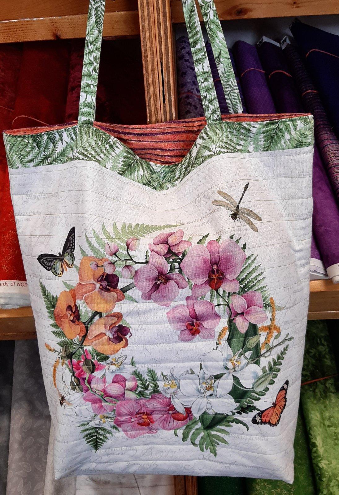 Orchid Bloom Bag - kit