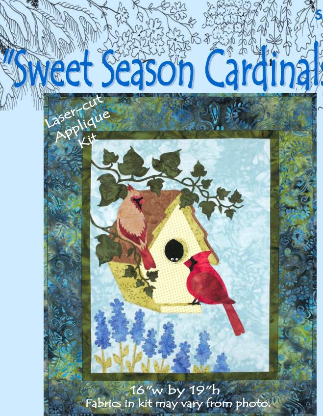 Sweet Seasons Cardinals kit