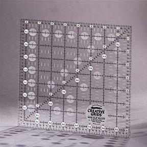 CGR8 Creative Grid Square Ruler 8.5