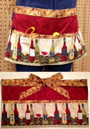 Quick Quilters Apron