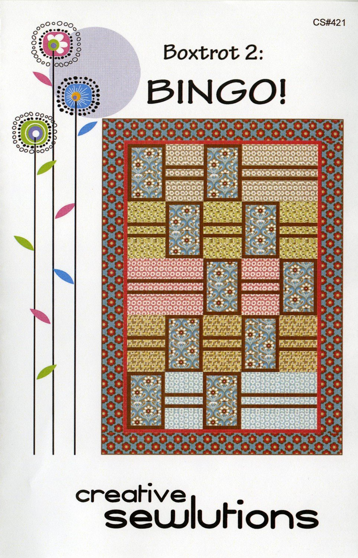 Boxtrot 2: Bingo by Creative Sewlutions
