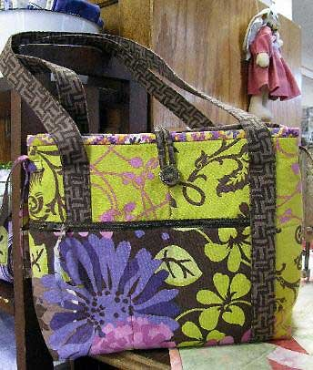 Karen's Purse by Marlous Designs