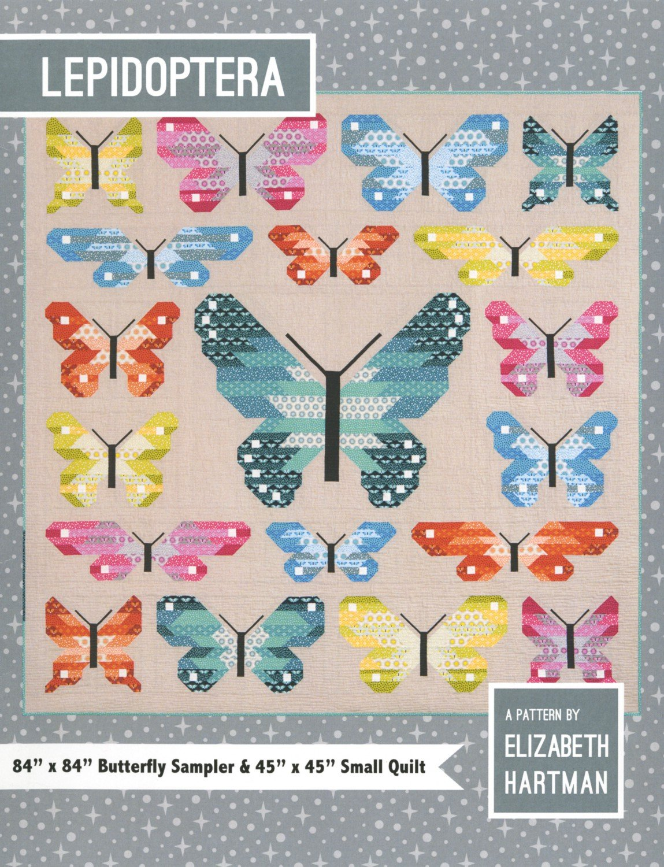 Lepidoptera by Elizabeth Hartman