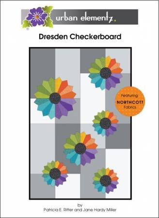Dresdens checkerboard pattern