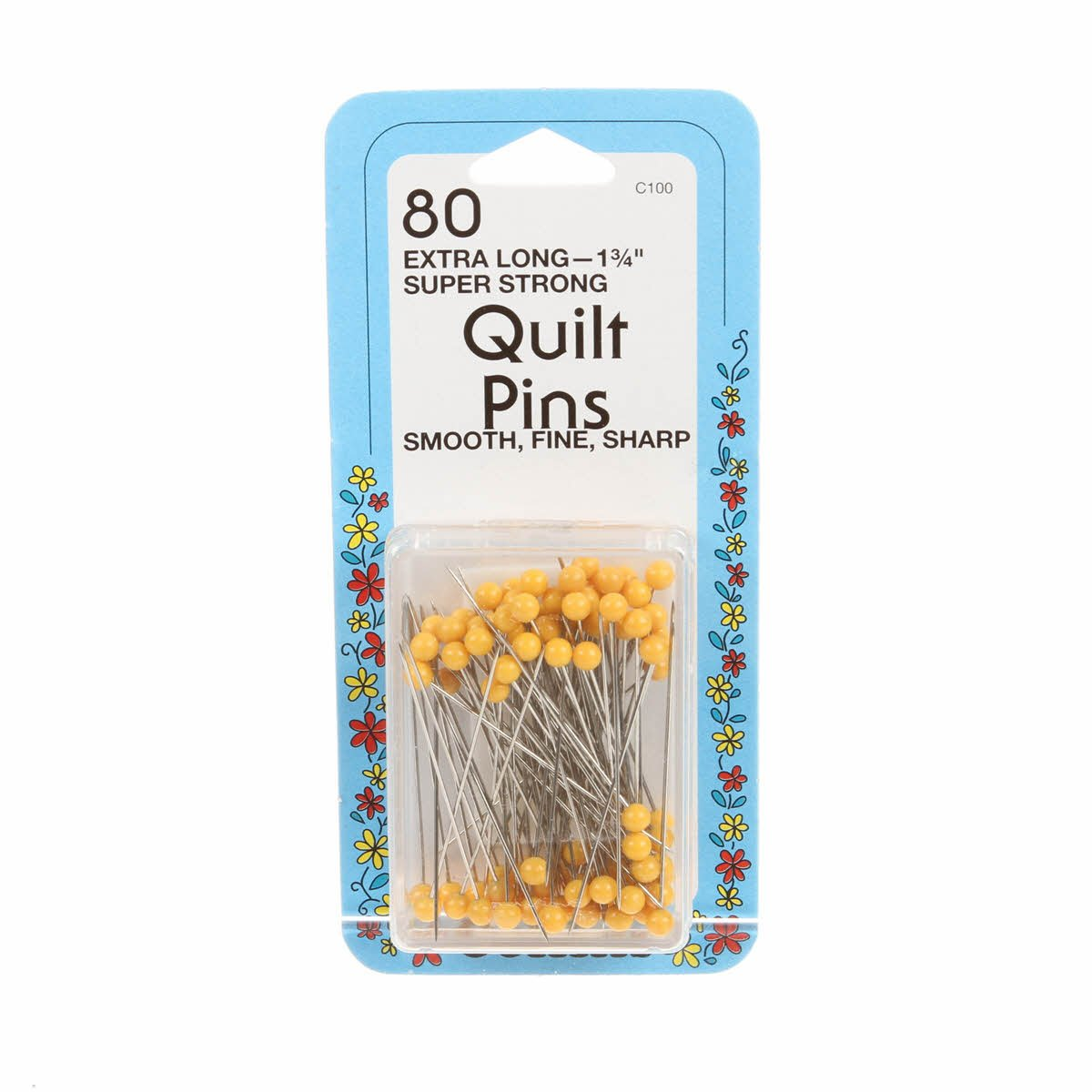 Quilt Pins Extra Long-1 3/4 (80)