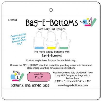 Bag-E-Bottoms Size E (Fits Chelsea)