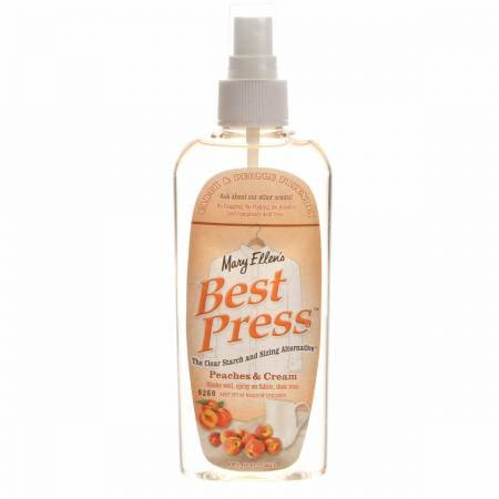 Best Press - Peaches and Cream