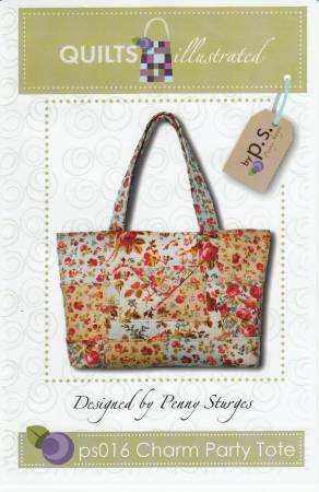 Charm Party Tote ps016