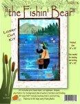 Sue Pritt Fishing Bear