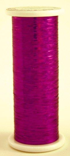 #110 FUCHSIA  Glitter (hologram) 400 yds.