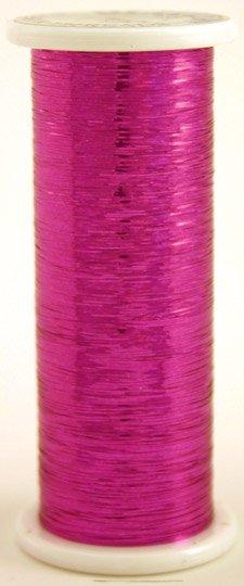 #113 CORAL PINK  Glitter (hologram) 400 yds.